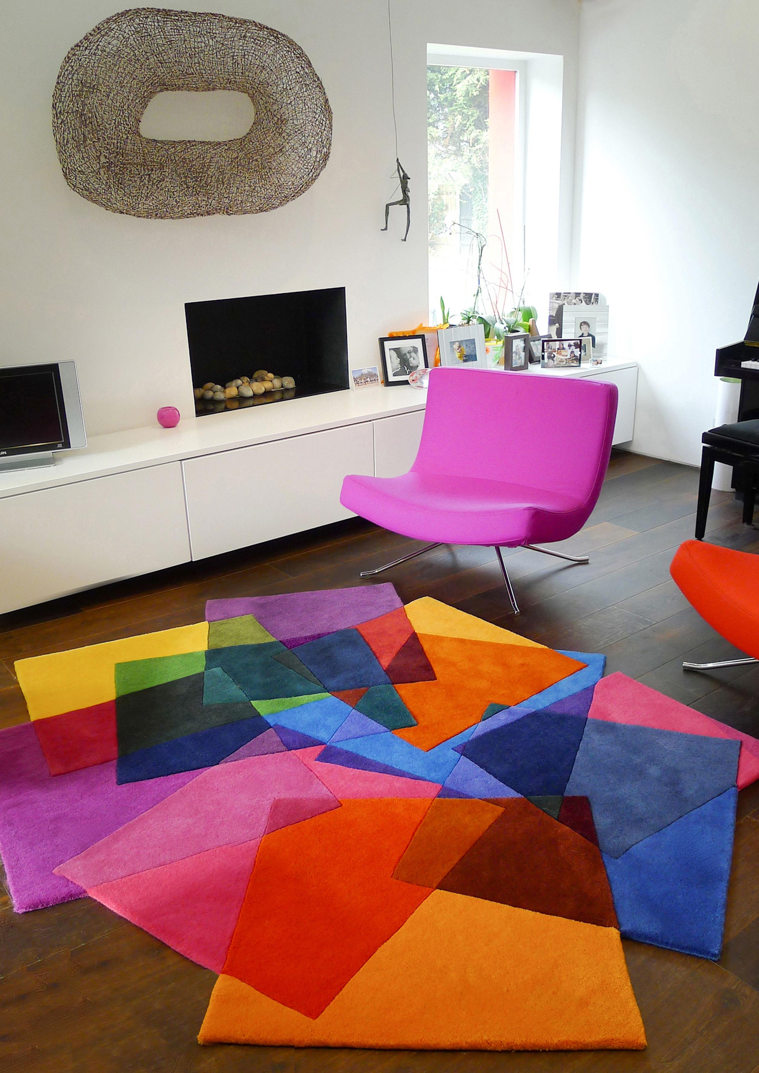 une d coration pleine de g om trie frenchy fancy. Black Bedroom Furniture Sets. Home Design Ideas