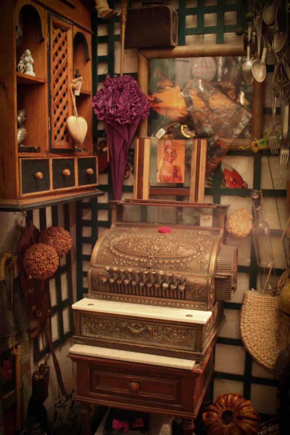 La boutique aux trésors