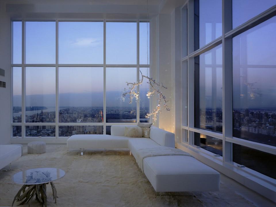 Décoration douce et délicate pour cet appartement