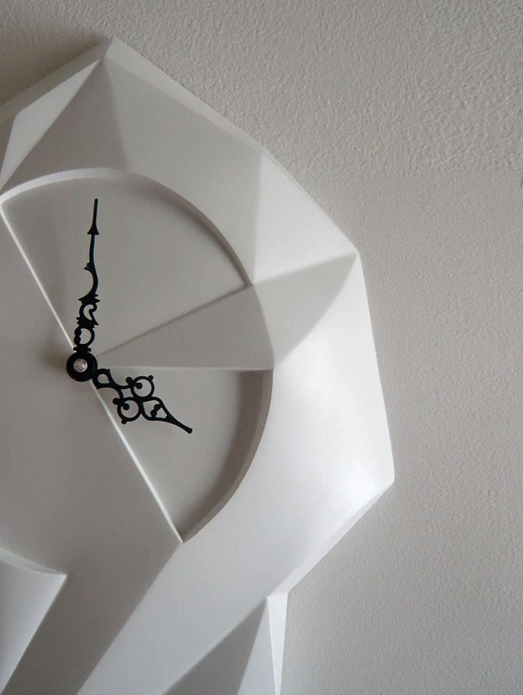 Détail de la CuCoo Clock