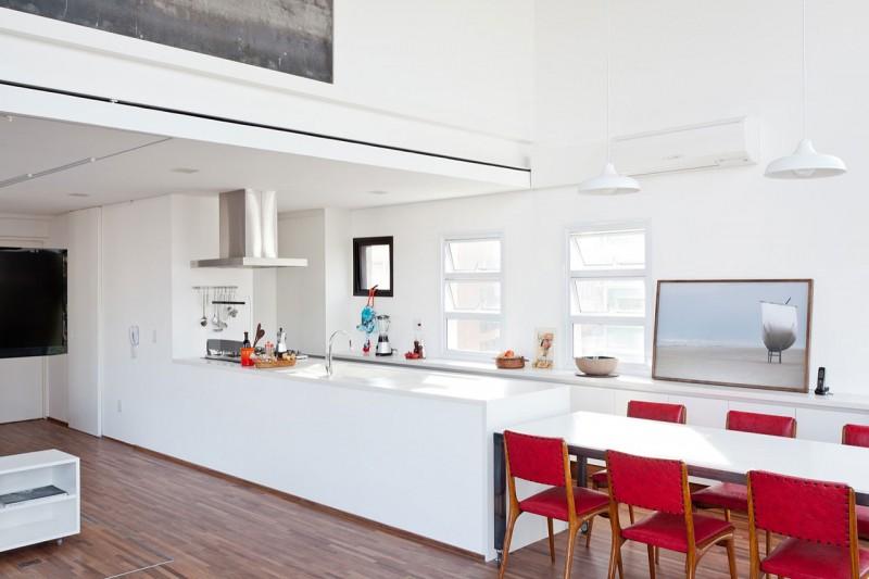 La cuisine du duplex