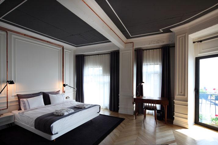 Les chambres du Karaköy Rooms