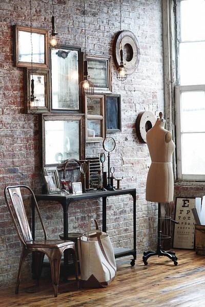 miroir magique aux murs frenchy fancy