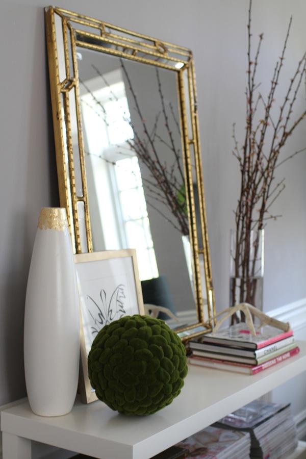 Miroir magique aux murs frenchy fancy for Miroir magique
