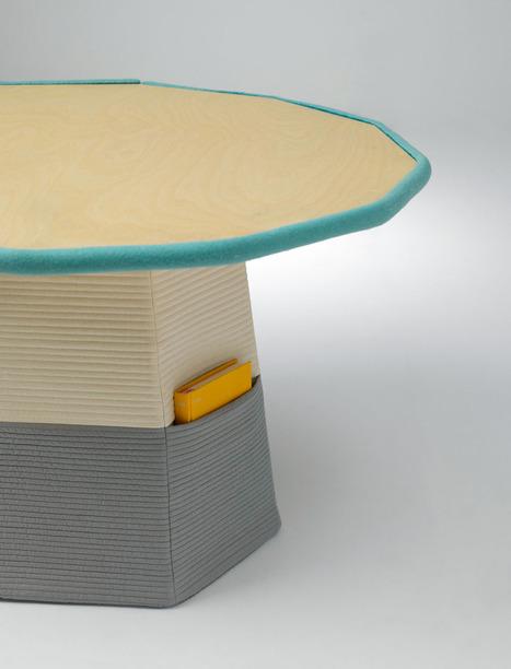 Une table à dessin pour la chambre de bébé