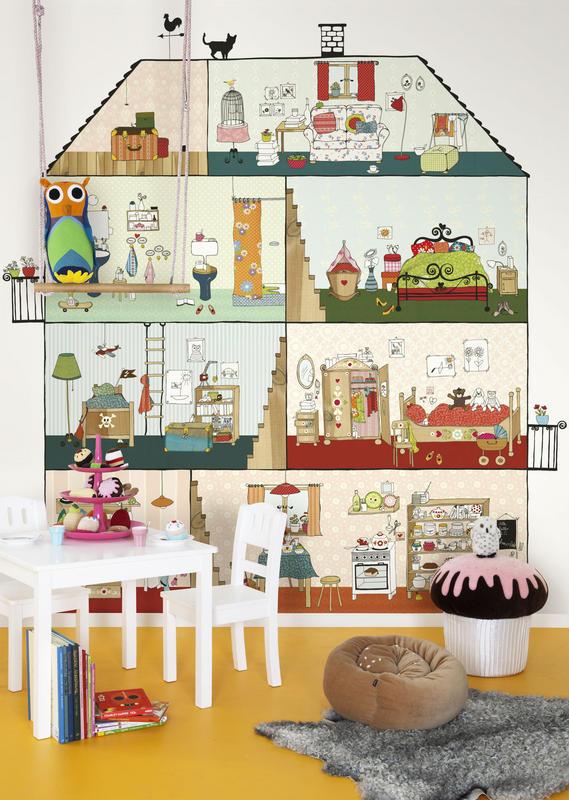 Papiers peints pour chambre d'enfants