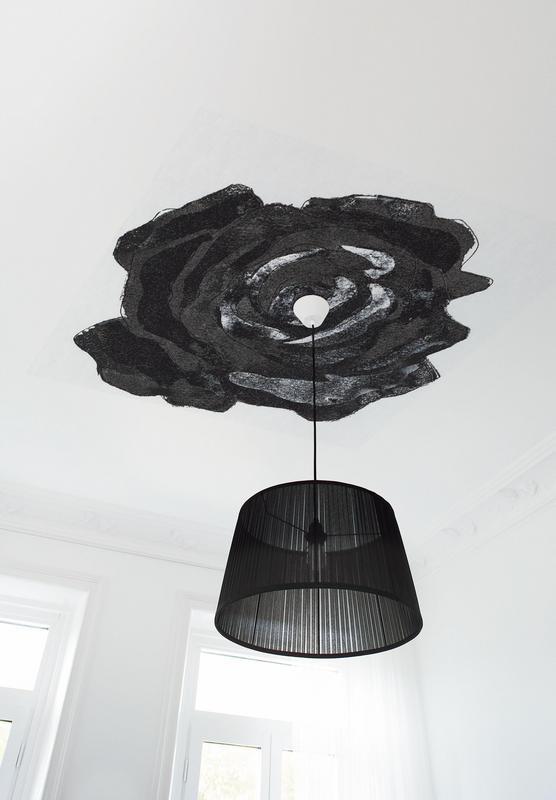 Motif au plafond