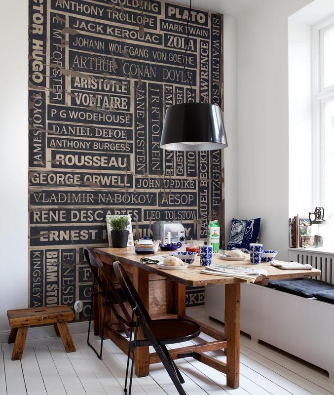 Des papiers peints plus que décoratifs - Frenchy Fancy