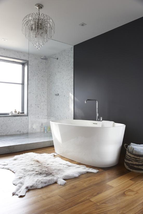 Salle bain design