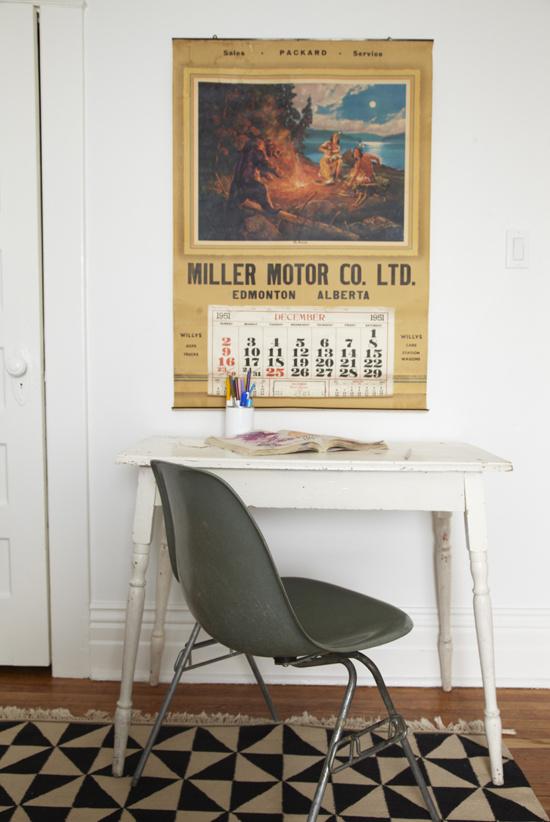Un bureau vu par une photographe d'intérieurs
