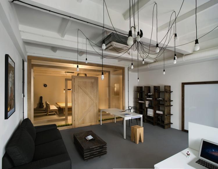 Luminaire Pour Plafond Grande Hauteur Idées Dimages à La Maison