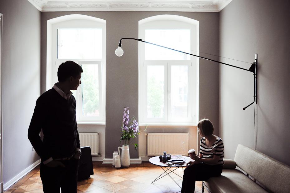Appartement lumineux et épuré