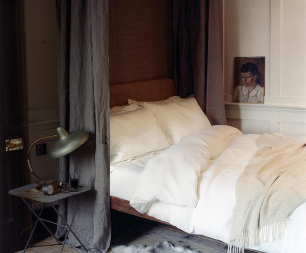 Un lit accueillant pour faire une bonne sieste