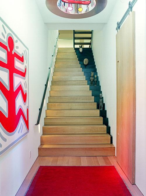 Escalier customisé