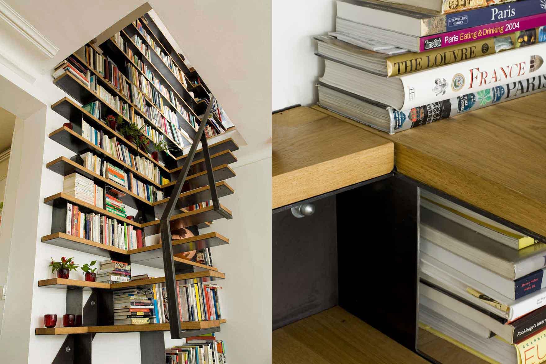 les escaliers dans nos int rieurs part 2 frenchy fancy. Black Bedroom Furniture Sets. Home Design Ideas