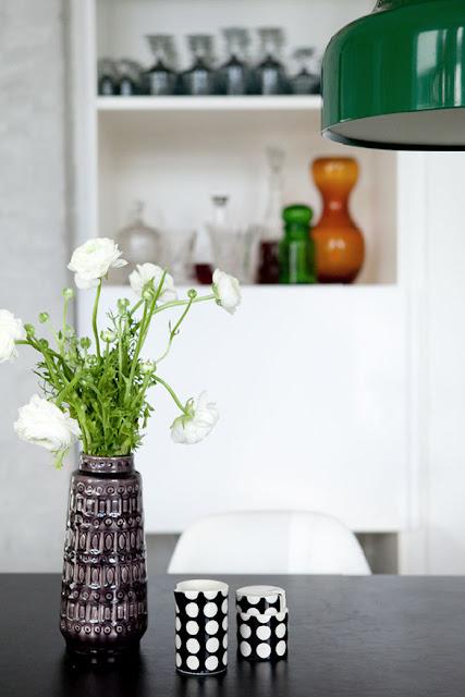 Détails de la décoration - la cuisine