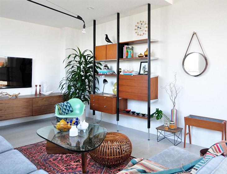 un int rieur vintage souhait frenchy fancy. Black Bedroom Furniture Sets. Home Design Ideas