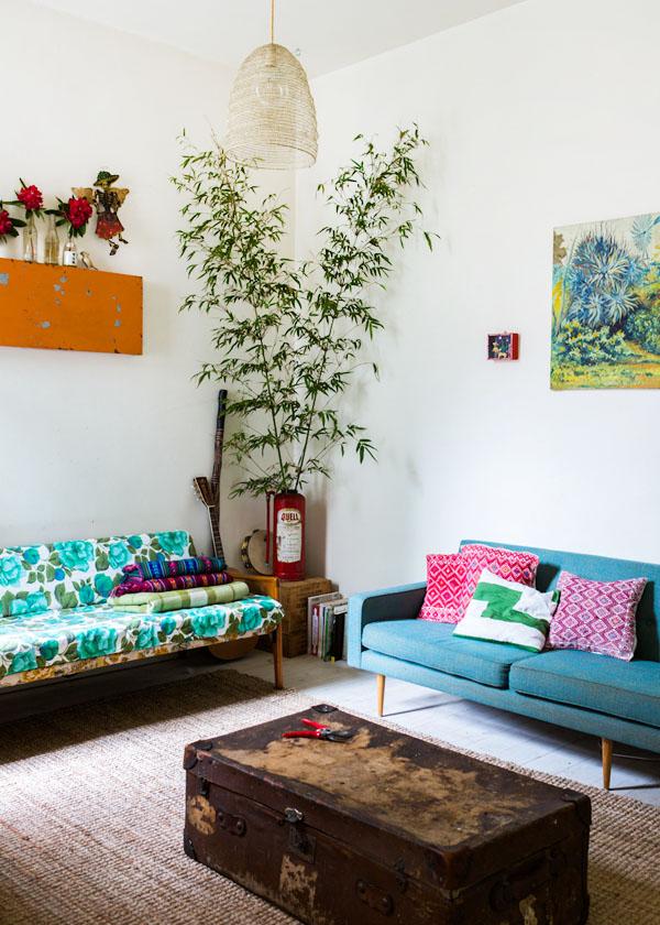 une maison qui respire la joie de vivre frenchy fancy. Black Bedroom Furniture Sets. Home Design Ideas