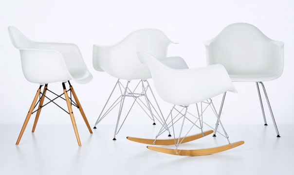 Fauteuils Charles et Ray Eames