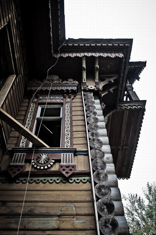 Détail de la décoration extérieure