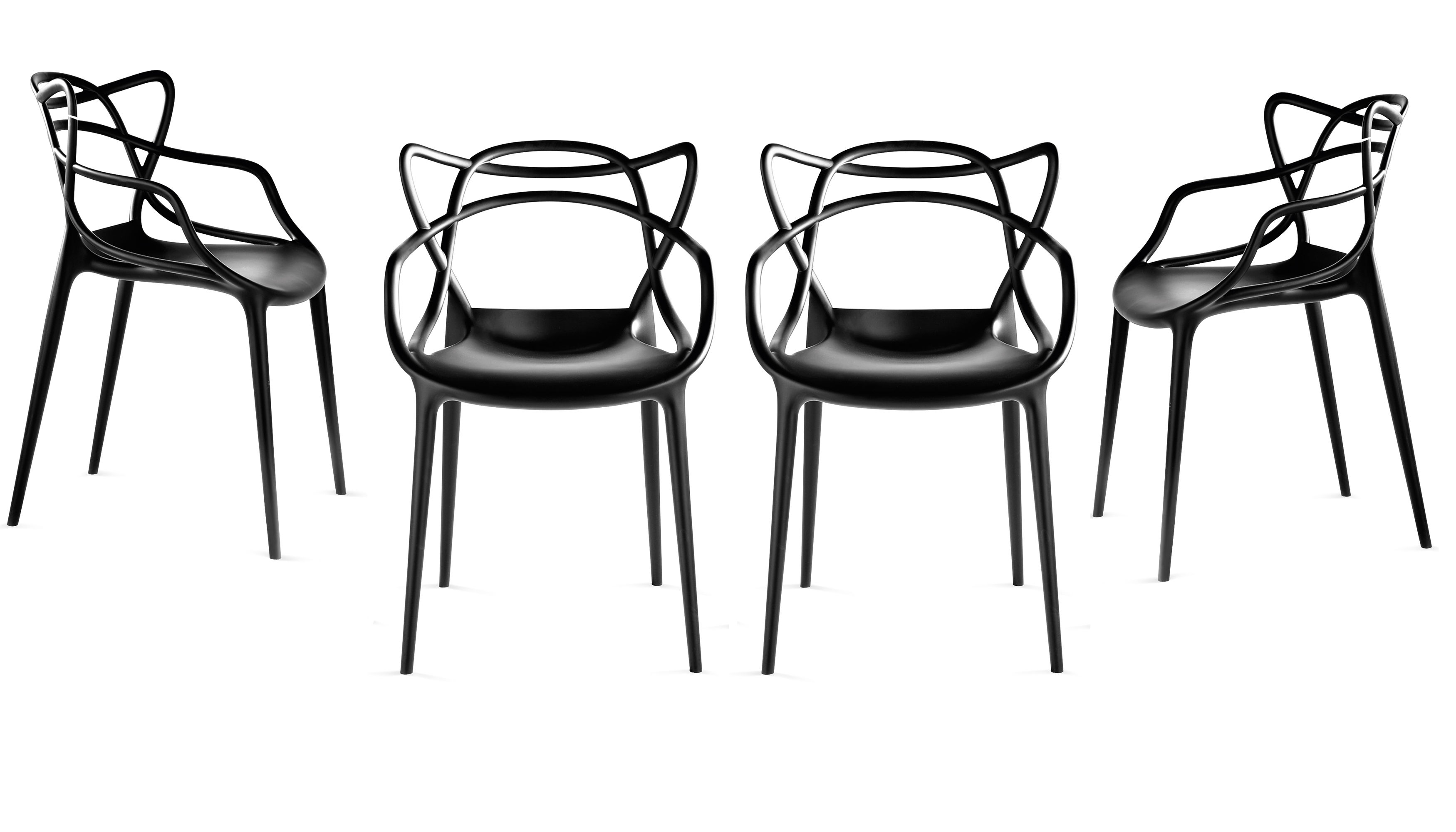 chaises philippe starck. Black Bedroom Furniture Sets. Home Design Ideas