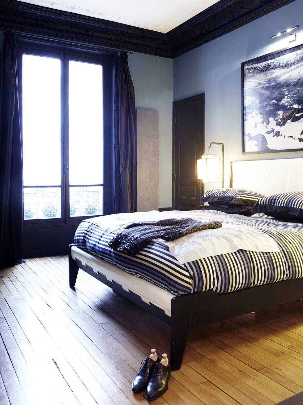 Un intérieur parisien so chic - Frenchy Fancy