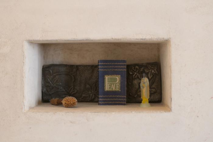 Une niche décorative