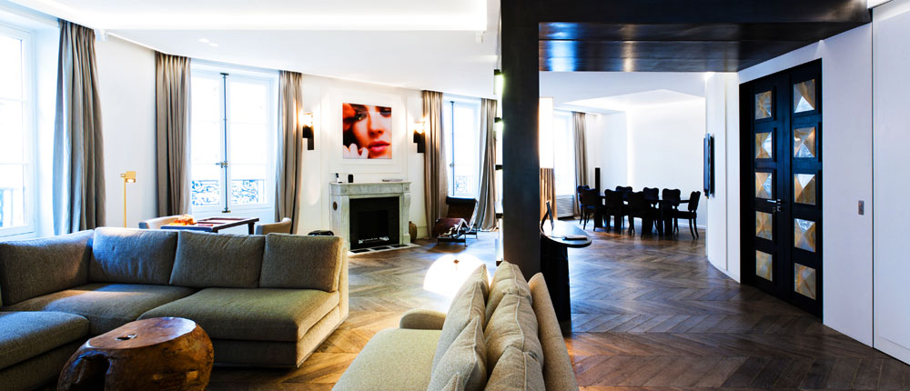 Int rieurs chics welcome in paris frenchy fancy for Interieur haussmannien