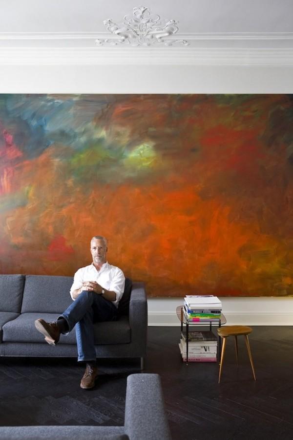 De l'Art contemporain dans son intérieur