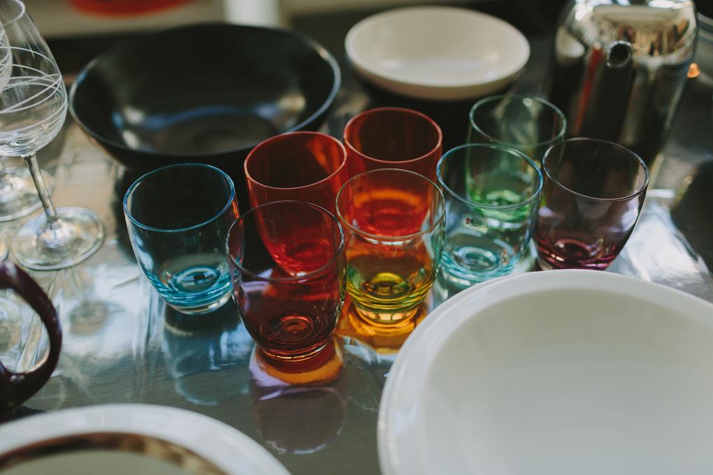 De la jolie vaisselle