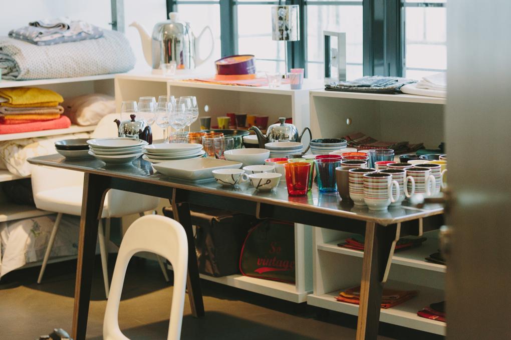 La jolie vaisselle Guy Degrenne