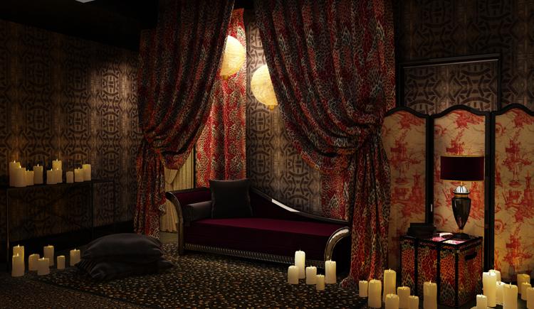 Le boudoir de Laura Gonzalez