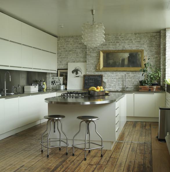 La cuisine antre de la gourmandise frenchy fancy for Cuisine design 2016