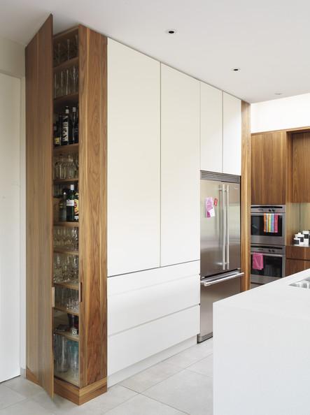 La cuisine antre de la gourmandise frenchy fancy for Bathroom design 3x2