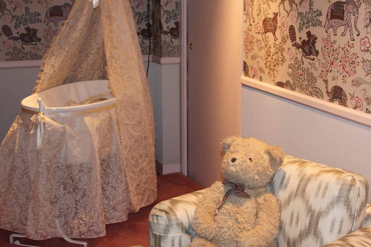 La chambre de princesse