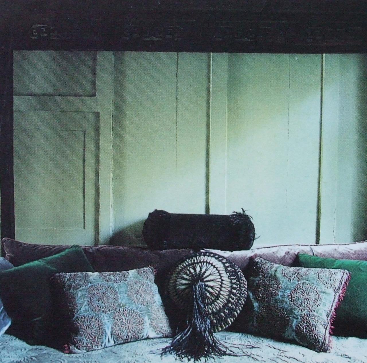 Une couleur, plusieurs styles d'intérieurs