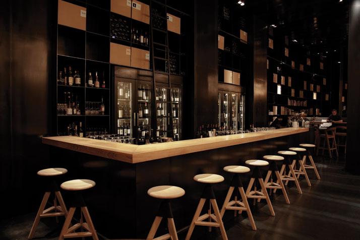 Zona, un restaurant qui a du style.