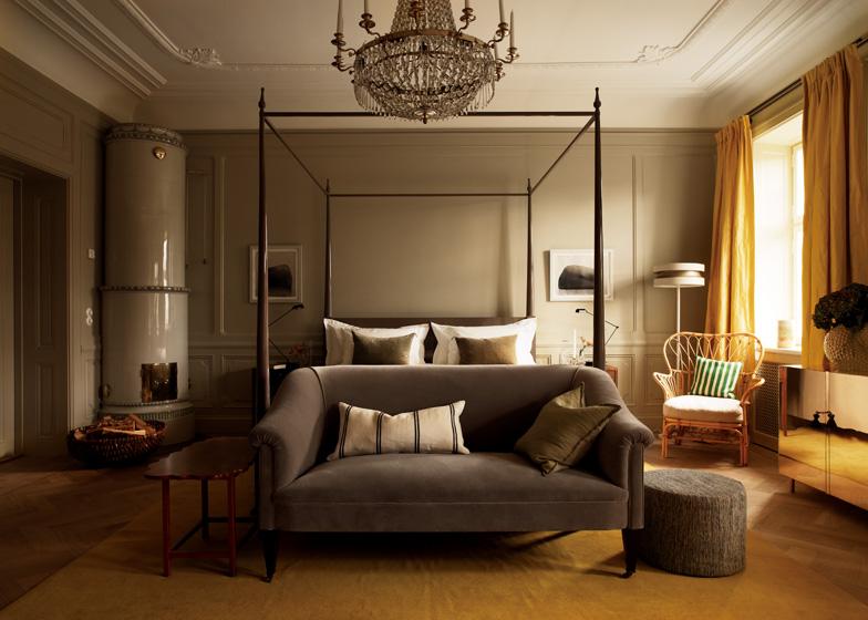 Un H Tel Au Style Classique Revisit Stockholm Frenchy