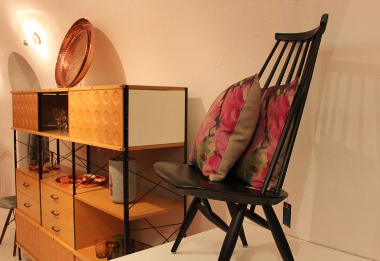 Mobilier inspirée de Ilmari Tapiovaara et Eames