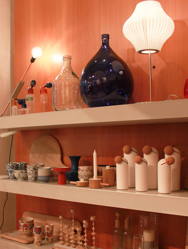 Luminaires et vaisselle design