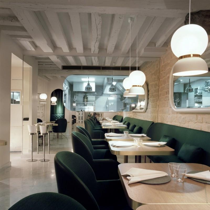 La d coration selon jaime hayon frenchy fancy - Poutres peintes en blanc ...