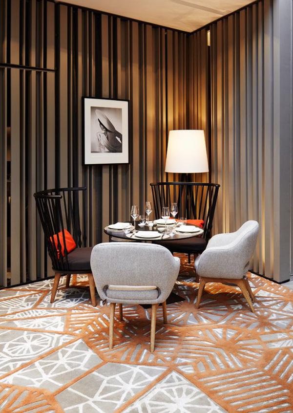 Coin lounge et mobilier design