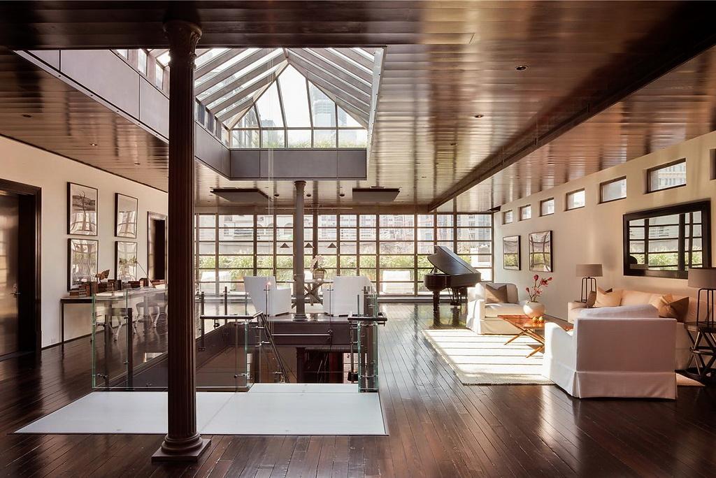 Un loft de luxe version XXL - Frenchy Fancy