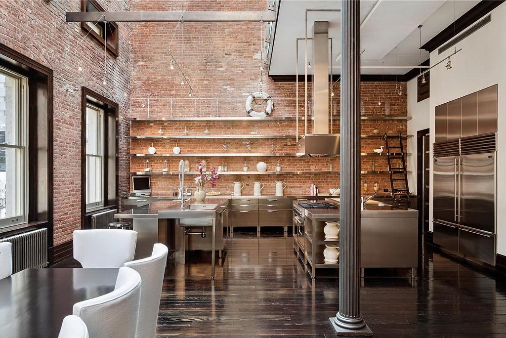 un loft de luxe version xxl frenchy fancy. Black Bedroom Furniture Sets. Home Design Ideas