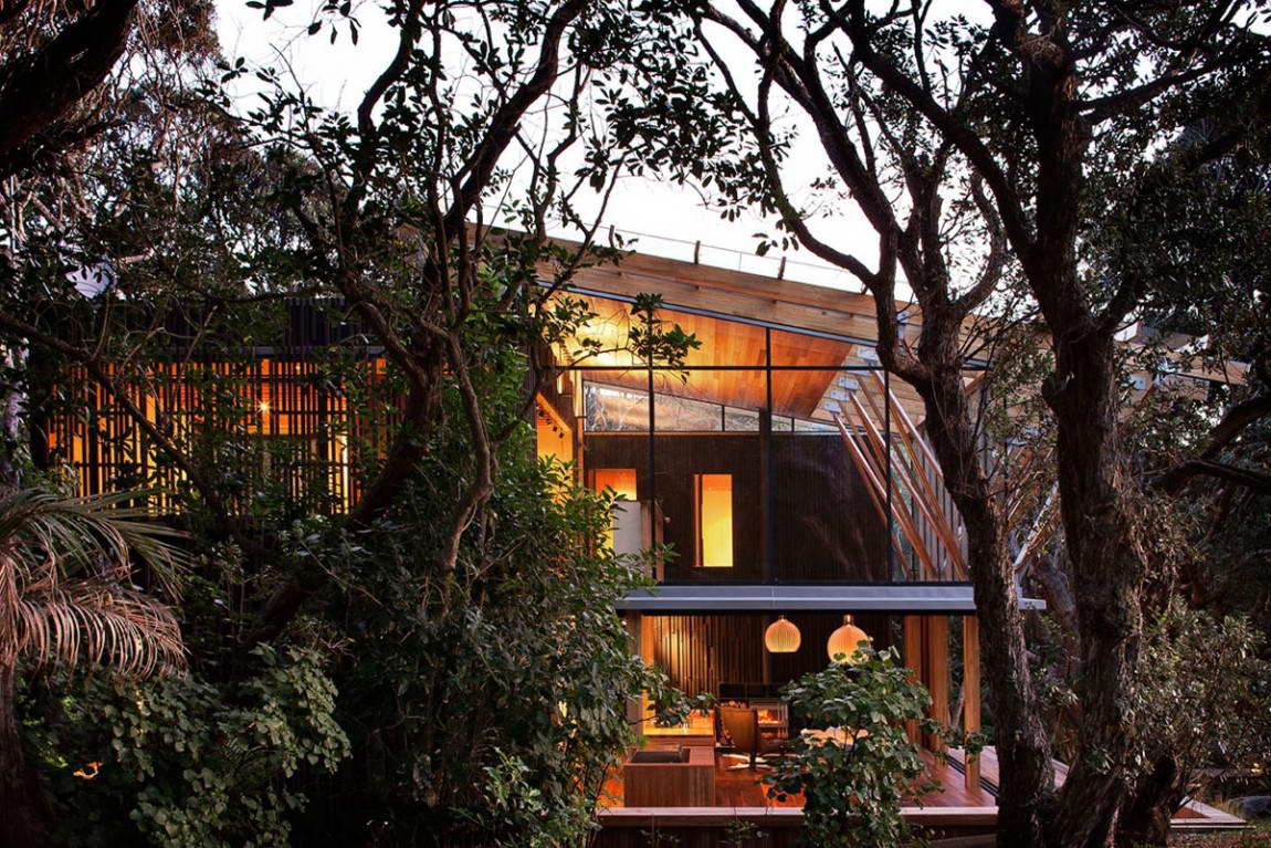 Une maison dans les arbres - FrenchyFancy