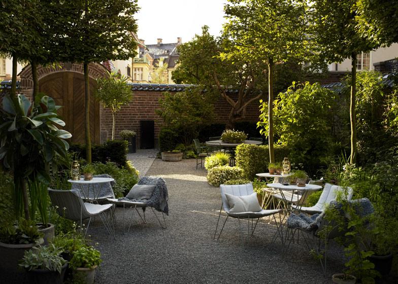 Jardin et verdure