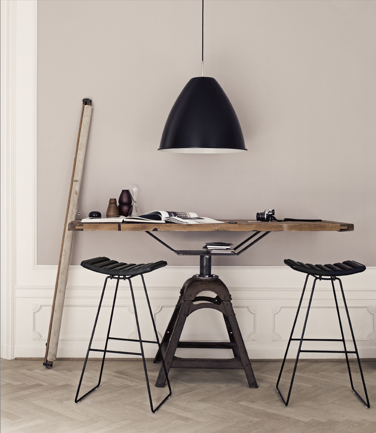 Entre style vintage et lignes contemporaines frenchy fancy for Bureau architecte