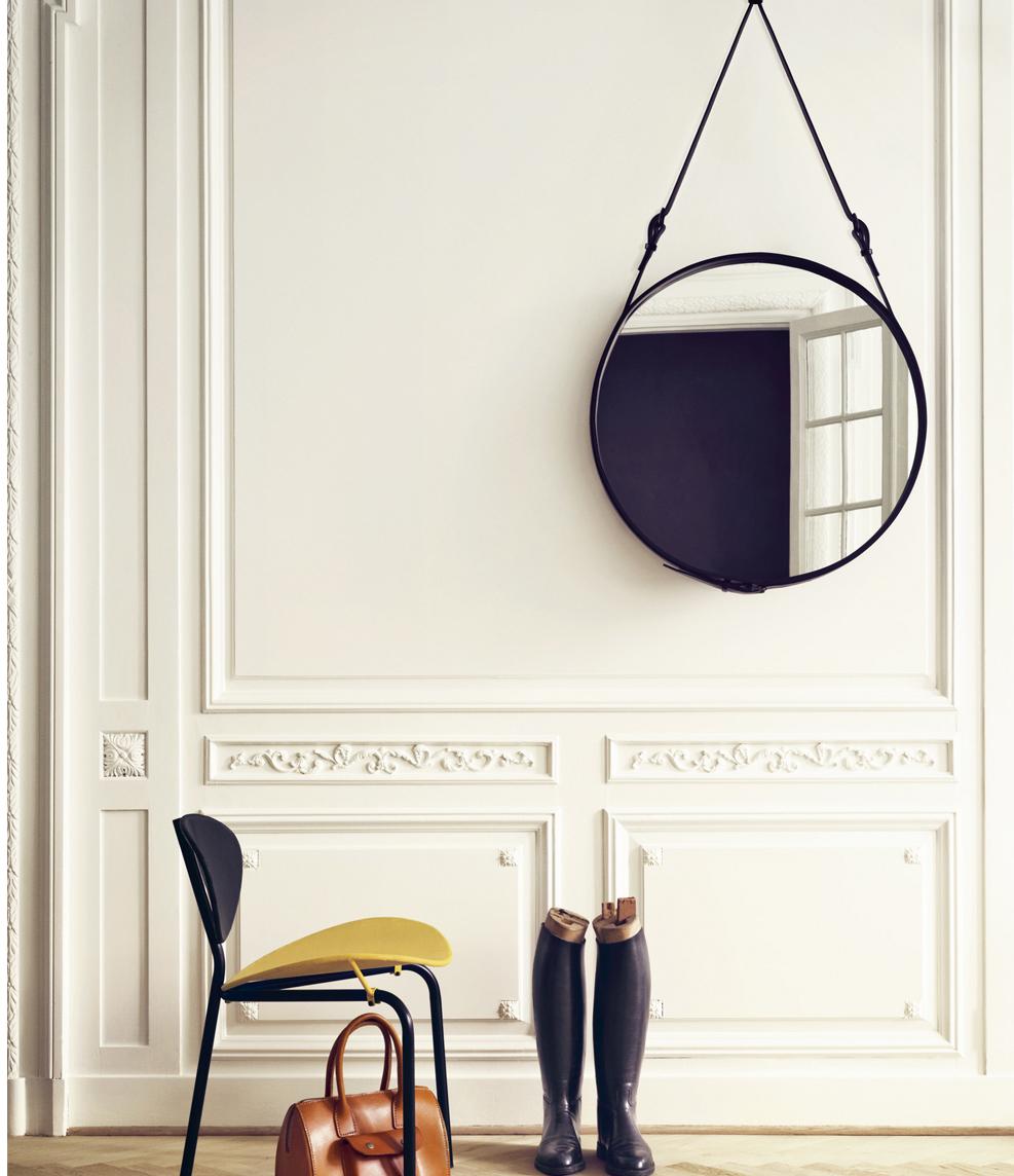 Miroir Jacques Adnet