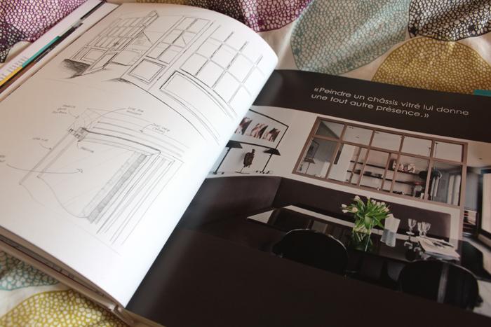 Livre de décoration d'intérieur