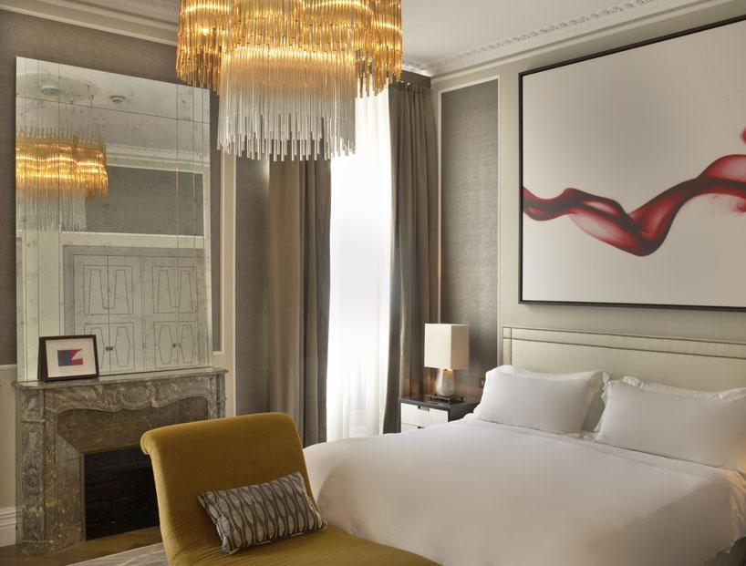 Chambre Deco Femme : La décoration luxueuse classe et élégante du st regis